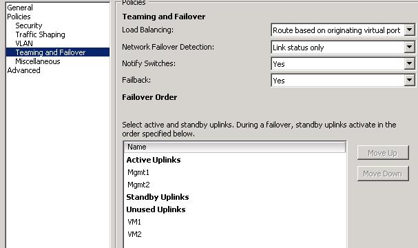Explicit Failover Shenanigans when Upgrading to ESXi 5.X