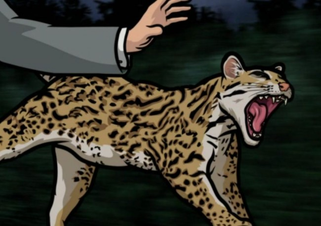 Why Did Ocelot Want To Eat Same Food As Snake
