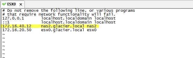 Editing ETC Hosts