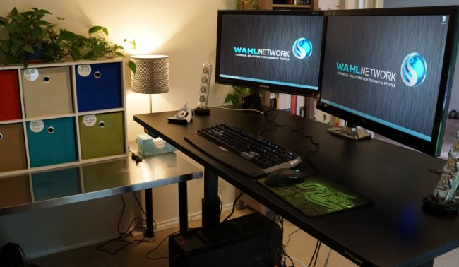 standdesk-overview