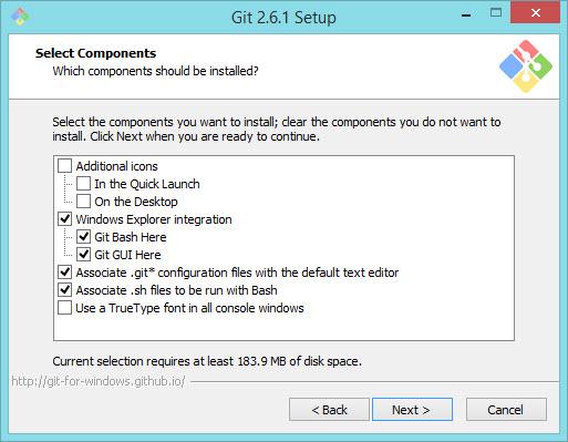 git-windows-installer